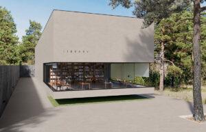 5_Concept light grey Library Fachada Amb01_V1